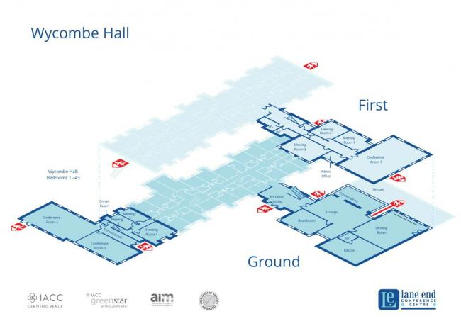 Wycombe Hall Floor Plan