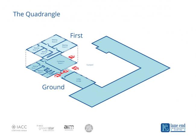 The Quadrangle Floor Plan