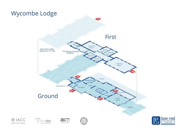 Wycombe Lodge Floor Plan JUN18