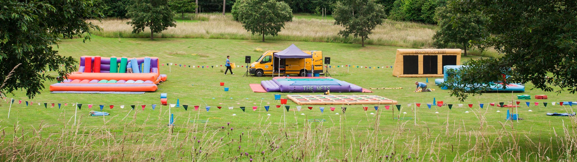 Its a Knockout at Lane End Conference Centre