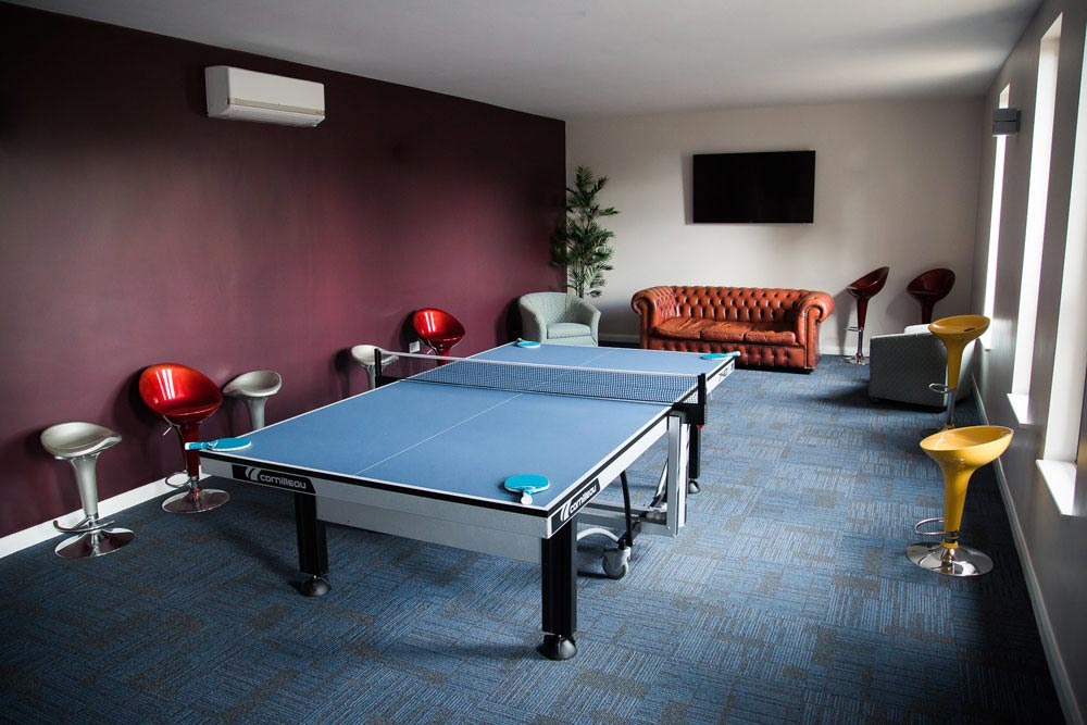 Table Tennis At Lane End Conference Centre - Pool table conference room table